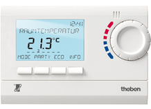 Digitale klokthermostaat OpenTherm / 0–10V