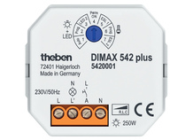 Dimmer universel, DIMAX 542 plus