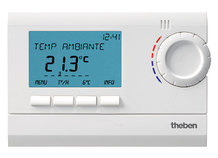 Thermostat à horloge 230 V, RAM812 top2