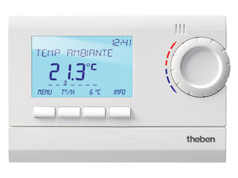 Thermostat à horloge 230 V, RAM832 top2