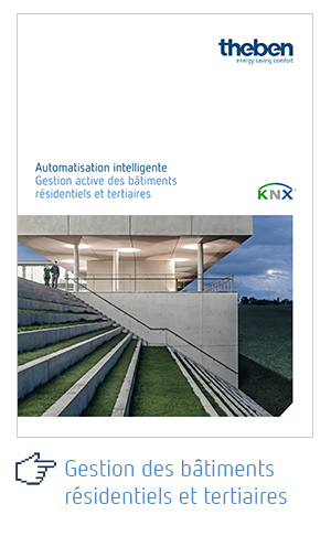 Catalogue THEBEN - KNX