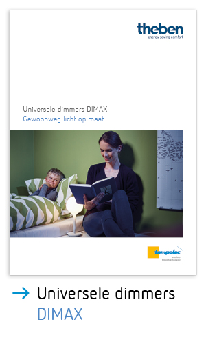 Universele dimmers DIMAX